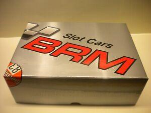 BRM 111 AFA GTA SLOT CAR 1/24 SCALE NEW BOXED