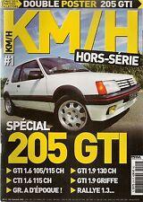 KM/H HS 2010 HS1 SPECIAL PEUGEOT 205 GTI 1.6 1.9 GRIFFE RALLYE CT 1.6 GUTMAN ...