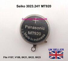 Seiko Capacitor For V157, V158, 5K21, 5K22, 5K23, and V14. 3023-24Y