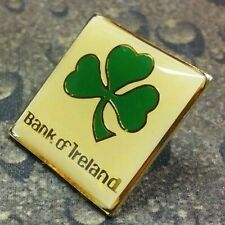 Bank of Ireland pin badge