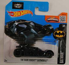 2016 Hotwheels - The Dark Knight Batmobile