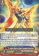 CFV CARD: SUPER GIANT OF LIGHT, ENIGMAN CROSSRAY - G-BT07/035EN R RARE