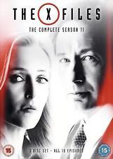 The X-Files – Season 11 DVD Mystery Sci-fi Drama NEW