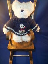 """Freezy T Frostman Boyds Bears Jointed With Tags 7"""""""
