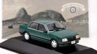Chevrolet Monza 1988 Brazil Rare Diecast Scale 1:43 New With Stand