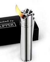 Clipper large Accendino Metal pipe lighter