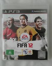 Fifa 12 PS3 Game Used