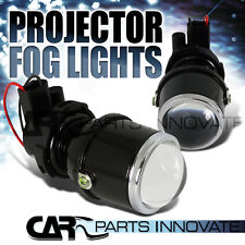 JDM H3 12V/55W Clear Glass Lens Projector Fog Lights Driving Lamp Kit