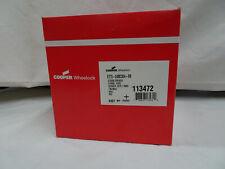 Cooper Wheelock ET70-24MCWH-FR Wall Fire Alarm Strobe Speaker, RED 113472