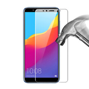 1/2X For Huawei Y6/7/9 honor 10 P20 Pro/Lite 2018 Tempered Glass Protective Film