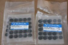 196 New Ted Pella Sem Mounting Carbon Conductive Tabs 16084-1 12mm Od Microscopy