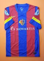 Basel 1893 Jersey 2011 2012 Home S Shirt Mens Trikot Football Soccer Nike ig93