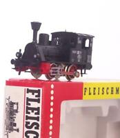 FLEISCHMANN 4000 HO GAUGE - CLASS BR 98 WORKS STEAM TANK LOCOMOTIVE No.3 ANNA