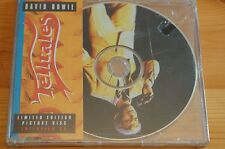 Rare David Bowie Interview Limited Picture CD Sealed on Telltales TELL03