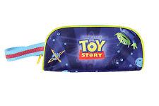 NUOVO Disney Toy Story matita caso Kids School Barrel Bag PEN CASE TOY STORY