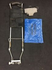 DYNAMED Hare Traction Splint Blue Accessory Bag Unit 1 w/Straps See Listing