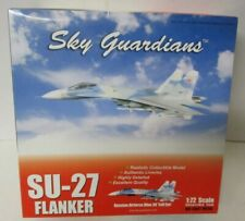 "Sky Guardians 1/72 SU-27 Flanker ""Russian Airforce Blue 38 ""Evil Eye"""