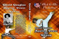 David Douglas: Applied Power in Kicking Techniques Instructional DVD