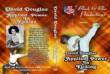David Douglas: Applied Power in Kicking Techniques Instructional DVD
