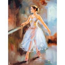 """Ballerina Ballet Ballet /""""Child with Pointe/"""" Dance Art"""