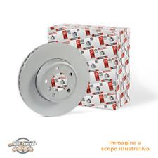 2 FERODO Disco  freno Assale anteriore ventilato con bulloni/viti MITO 500 500 C