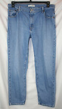Womens Levis 550 Relaxed Tapered Jeans – Size 14 – EUC!