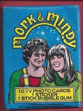 1978 Topps Mork & Mindy (TV) Trading Card Pack