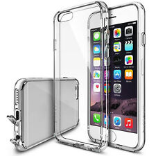 Ultra-Slim Transparent Crystal Shockproof Case Cover Für iPhone 6 6S 4.7''
