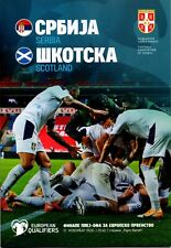 More details for 2020 serbia v scotland (euro champ play-off  - both programmes)