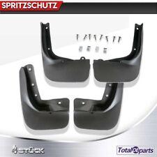 4x Spritzschutz Kunststoff Schmutzfänger Spritzlappen für Audi Q7 4L 2006-2015