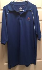 USA Volleyball Mizuno Shirt / SS / Size L Blue