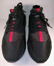 NIKE AIR HUARACHE (#31843-003) Blk, Grn, & Red Sneaker Tennis Shoes (11)