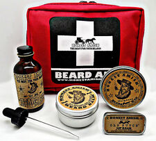 Honest Amish Beard Survival Kit - Gift for the man who has everything