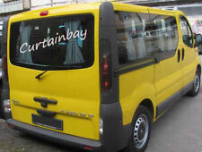 Opel Vivaro/Renault Trafic/Interstar hinterseite kompletter vorhang set