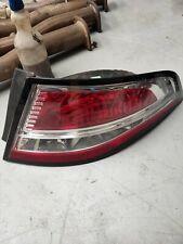FORD FPV FG SEDAN REAR TAIL LIGHT RHS LAMP GENUINE G6E AND TURBO DRIVER RIGHT