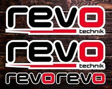 Revo Technik Decal,Vinyl, Sticker,Car, Funny, Bumper,JDM, Focus,VAG,RS,ST,
