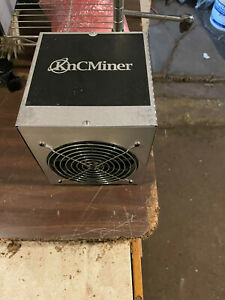 KnC Neptune Cube Bitcoin asic miner 670 GH/s. Cube only