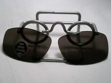 New Authentic Carrera 8012/S Grey Polarized Poly Replacement Lenses 60-17 ca5