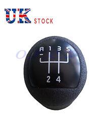 1x Renault Black Gear Shift Knob Lift Reverse Stick fit Megane Clio OEM Replace