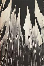 CEROLI - Mario Ceroli. Catalogo di mostra, Museum Folkwang Essen 1970