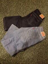 Levis Women's 505 Straight Leg Jeans Size 4