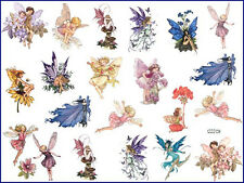 VinTaGe IMaGe CuTesT FaiRY CHarMs SHaBbY WaTerSLiDe DeCALs