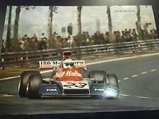ISO Marlboro Williams F1 IR01 1973 #23 Howden Ganley (NZL)