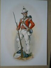 POSTCARD 66TH BERKSHIRE REGIMENT C1807 CEYLON - PRIVATE