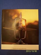 1967 Lincoln Continental Sales Brochure Pamphlet Litho Convertible Ford Mercury