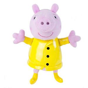 Fisher-Price Peppa Pig Mini Plush Soft Stuffed Doll - Muddy Puddles Peppa