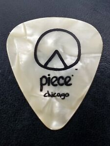 CHEAP TRICK (RICK NIELSEN) CONCERT TOUR GUITAR PICK (POP HARD ROCK HEAVY METAL)