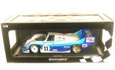 1 18 Minichamps Porsche 956 K #11 200 Miles Nürnberg Hobbs 1983