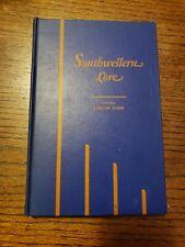 SCARCE!! 1931 Southwestern Lore vol IX, J. Frank Dobie, Texas Folklore Society