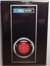 "2001 Space Odyssey 2"" x 3"" MAGNET Refrigerator Locker Kubrick Hal"